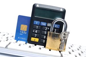Sicherheit Onlinekonto